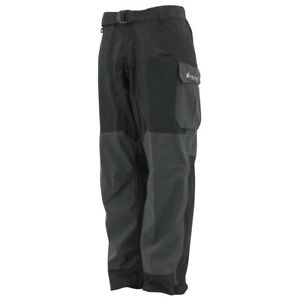New $130 FROGG TOGGS Men's Pilot II Guide Waterproof Breathable Rain Pant XXL