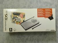 CONSOLE NINTENDO DS LITE LIMITED EDITION PAK GUITAR HERO ON TOUR BOXED COMPLETO