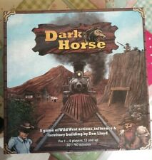 DARK HORSE Board Game (signed)