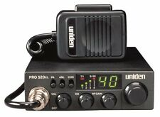 Uniden PRO520XL Mobile 40 Channel CB Radio