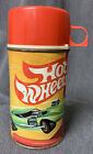 1969 Vintage HOT WHEELS Metal THERMOS Only #2804
