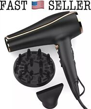 xtava Double Shine Professional Hair Dryer with Diffuser, Ionic Blow 1875W - NEW