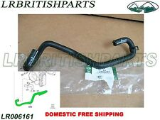 LAND ROVER THROTTLE BODY HOSE LR3 4.4 V8 SPORT 4.4 V8 05-09 OEM NEW LR006161