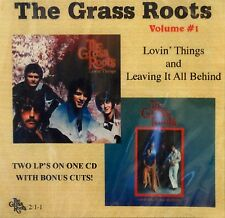 THE GRASS ROOTS - Vol.# 1 - 2 LP's on 1 CD