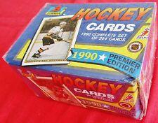 1990 BOWMAN Hockey  FACTORY Sealed SET  264 cards  Gretzky Yzerman Roy Modano ++