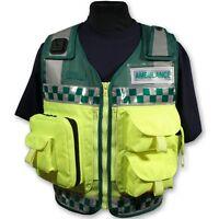 Protec Medic Paramedic Ambulance Response vest