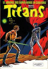 TITANS   N°95    LUG    MARVEL