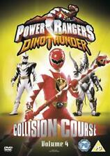Power Rangers Dino Thunder - Collision Course Volume 4 (DVD, 2005)