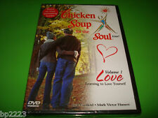 "CHICKEN SOUP FOR THE SOUL ""LOVE"" Learning to Love Yourself Vol.1 DVD, NEW SEALED"