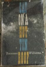Cat on a Hot Tin Roof (First Edition with Dust Jacket, Very Good), Williams, Ten
