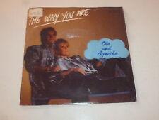 "AGNETHA FÄLTSKOG and OLA HÅKANSSON - The Way You Are - 1986 UK 7"" Vinyl Single"