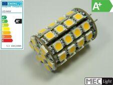 G6,35/GY6,35 LED Stiftsockel-Zylinder 49x 3-Chip-SMD-LEDs - warm-weiß