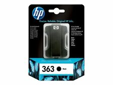 HP C 8721 EE Ink Cartridge Black No. 363