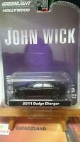 Greenlight Hollywood John Wick 2011 Dodge Charger (N15)