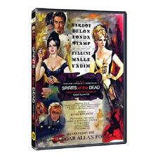 Spirits Of The Dead (1968) 3-disc Set DVD - Federico Fellini, Louis Malle (*New)