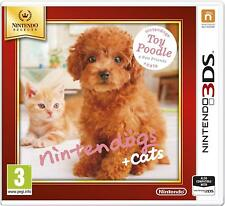 Nintendogs and Cats 3D: Toy Poodle - Selects | Nintendo 3DS / 2DS New (4)