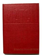 Paris Match relié 1941 - Mémorial de notre temps - Anniversaire-