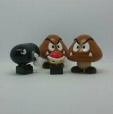K'NEX Mario Kart Wii Finish Line Goomba Bullet Bill Red Shell Replacement Figure
