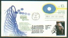 2005 ARTHUR ASHE Civil Rights Sports Tennis ~ COMBO FLEETWOOD TENNIS CACHET FDC