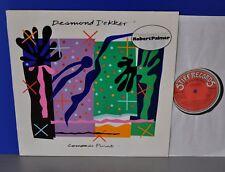 Desmond Decker Compass Point D '81 Stiff Rec Robert Palmer Vinyl LP cleaned TOP!