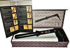 The Special Donna Milano 1in Black Salon use Curling Iron No box NEW!!!