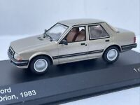 WHITE BOX 079 FORD ORION 1983 metallic beige diecast model road car 1:43rd scale