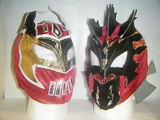 Sin Cara & Kalisto Niños Niños Lucha libre Máscara Elaborado disfrazarse lucha Dragones WWE