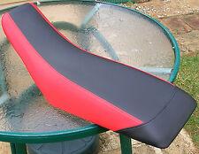 Honda trx 400ex trx400ex black gripper/red seat cover & other colors