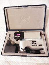 M&W (Moore & Wright) MICRO 2000 Inside/Outside Precise Digital Micrometer 0-25mm