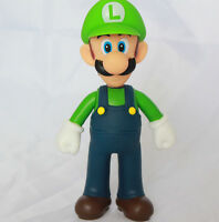 "Super Mario Brothers Bros 5"" Action Figure Luigi Collectible Kids Toy USA SELLER"