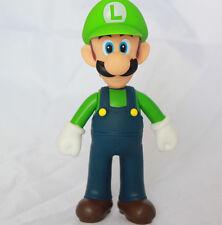 "Super Mario Brothers Bros 5"" Action Figure Luigi Collectible Kids Toy USA SELLER"