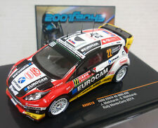 FORD FIESTA RS WRC #22 MELICHAREK RALLY MONTE CARLO 2014 1/43 IXO RAM570