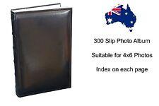 300 Slip Photo Album