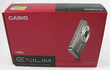 CASIO EXILIM EX-S770 S770 7.2 MP SD CARD DIGITAL CAMERA black
