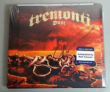 Mark Tremonti Dust CD SIGNED AUTOGRAPHED Alterbridge Fret 12 NEW SEALED 2016