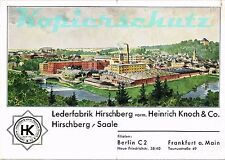 Zwischenkriegszeit (1918-39) Ansichtskarten aus Thüringen
