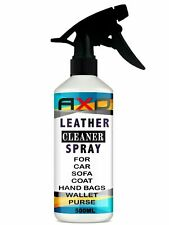 Leather Cleaner Trigger Spray Car Valet Revive Protect Interior 500ml