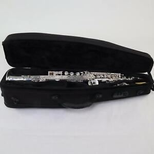 Selmer Paris Model 53JS 'Series III Jubilee' Soprano Saxophone SN N816518 SUPERB