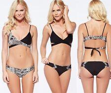 NEW! $172 L Space Chloe Bikini Top + Barracuda Bottoms [ SZ Large ] #1482