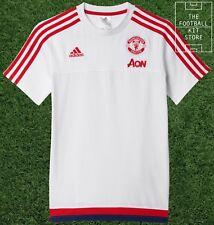 Manchester United Training Top - adidas Man Utd T-Shirt - Black Friday Sale