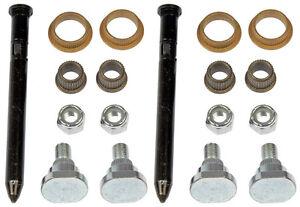 82-92 CAMARO Z28 RS UPPER LOWER DOOR HINGE PIN BUSHING KIT SET 2 LH RH 38401