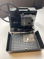 Vintage Sears Projector Super 8MM Easi-Load Powers On