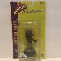 Universal Monsters Little Big Heads THE MUMMY (Series One) Figure