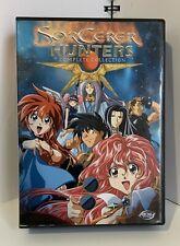 Sorcerer Hunters - Complete Collection ADV Anime DVD Set