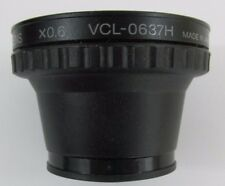 SONY VCL-0637H X0.6 Wide Conversion Lens 37mm With Storage Bag