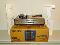 Sony EV-S9000 High-End Hi8-Videorecorder in OVP w.NEU, FB&BDA, 2 Jahre Garantie
