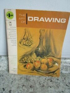 Walter Foster The Art of Drawing Instruction Booklet