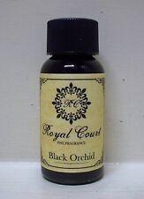 ROYAL COURT FRAGRANCE OIL - 1 OZ. (STRONG SCENT/BETTER VALUE) BLACK ORCHID