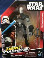 Star Wars Hero Mashers The Inquisitor Action Figure Rebels Snap On Disney