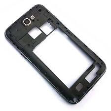100% ORIGINALE Samsung Galaxy Note 2 N7105 LTE lato posteriore del pannello frontale + fotocamera vetro + PULSANTI